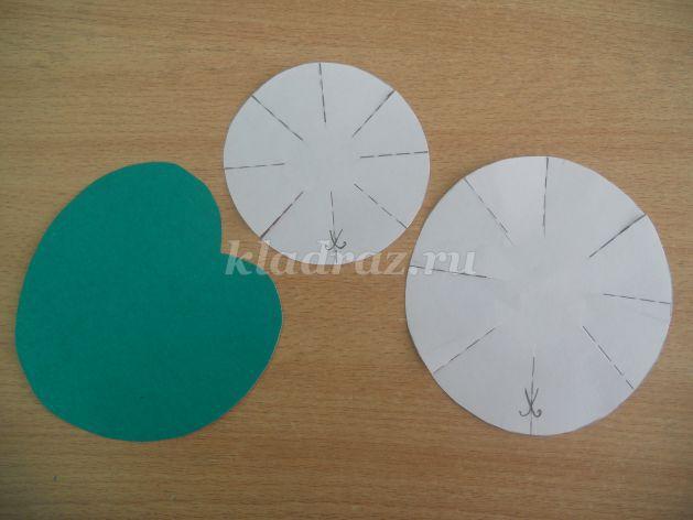 Объёмная аппликация из бумаги своими руками шаблоны