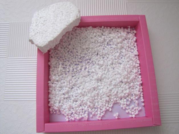Аппликация снеговик из бумаги, поделка к новому годуAmelica