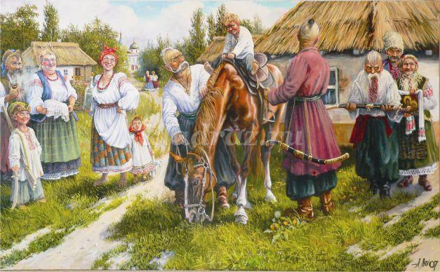 Картинки по запросу дети в казачьих семьях