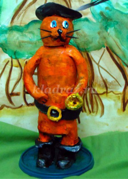 Все персонажи сказки кот в сапогах