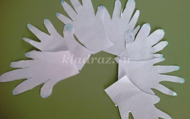 Снеговик своими руками из ниток пошаговая инструкция