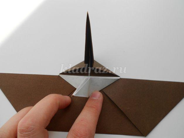 оригами клюв игра