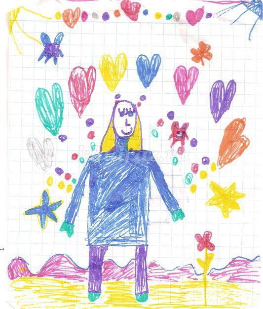 читать сказку на ночь ребенку 5 лет с картинками