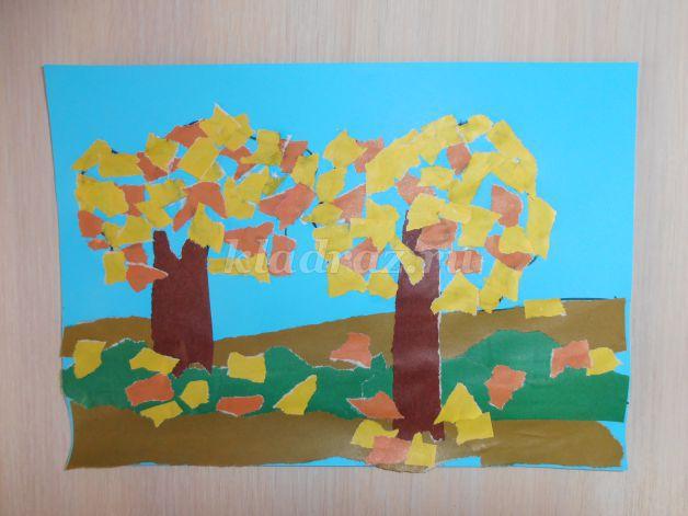 Объёмная поделка осень своими руками фото 435