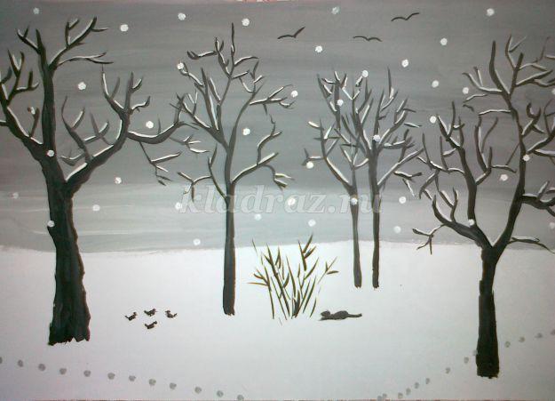 Прогулочные коляски по снегу