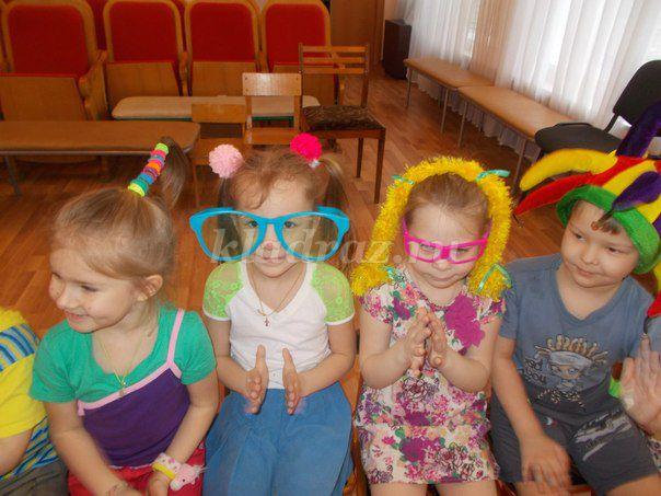 Сценарий для детского дня смеха