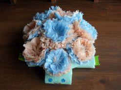 Поделка - цветочная шкатулка