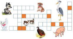Сценарий конкурсной программы для учащихся 3,4 классов по произведениям Е.И. Чарушина о животных