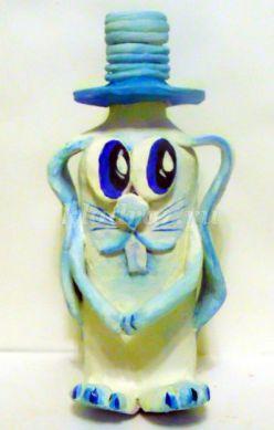 Пасхальный заяц своими руками. Мастер-класс с фото