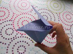 Оригами. Говорящие мордочки. Мастер-класс с пошаговым фото