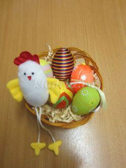 Мастер-класс по изготовлению мягкой игрушки «Цыпленок»