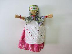 Мастер-класс по изготовлению куклы из лыка