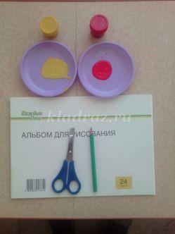 Конспект непосредственно образовательной деятельности по художественному творчеству в первой младшей группе Тема: «Ёлочная игрушка»