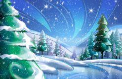 Стихотворения для детей 4-7 лет на зимнюю тематику