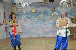 Сценарий новогоднего театрализованного представления «Новогодняя богатырская сказка»