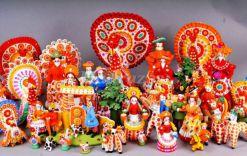 Что мы знаем о художественном народном промысле «Дымковская игрушка». Викторина для дошкольников