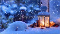 Стихотворения о зиме на русском и английском языках