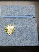 Оригинальные вещи из старых джинсов.Косметичка. Мастер-класс с пошаговым фото