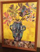 Мозаичное панно «Цветы для мамы». Мастер-класс с пошаговым фото