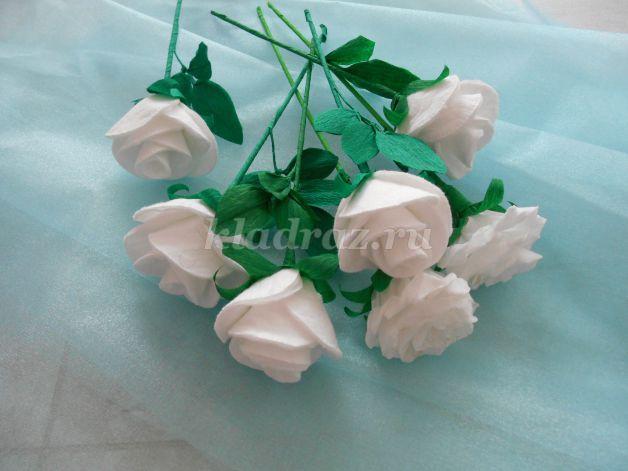 Подарки на 8 марта своими руками роза