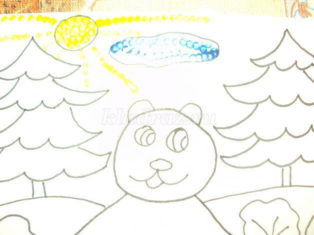 Рисунок по сказке хозяйка медной горы 5 класс