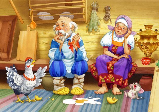 Сказки на новый лад смешные по ролям сценарий для детей