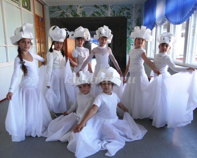 Костюмы для современных танцев