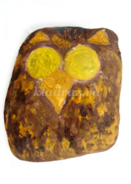 Роспись камня своими руками
