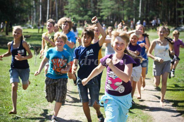 День смеха в летнем лагере сценарий