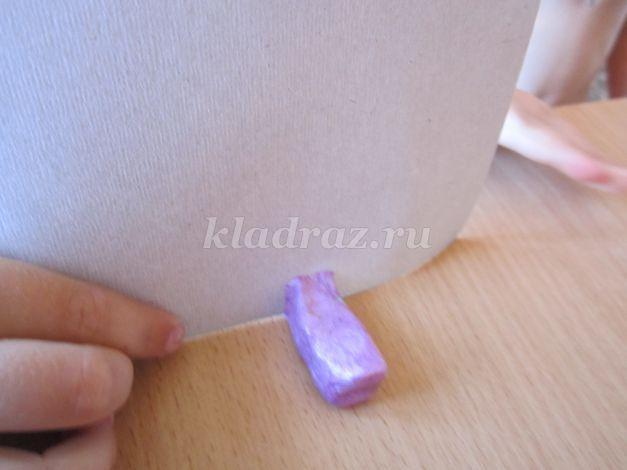 конспект знакомство с бумагой для детей