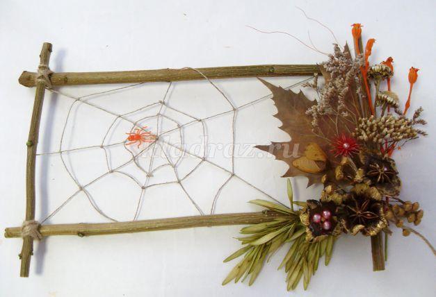 Осенние поделки мастер класс с пошаговым фото 137