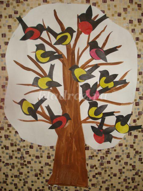 Праздник птиц в доу