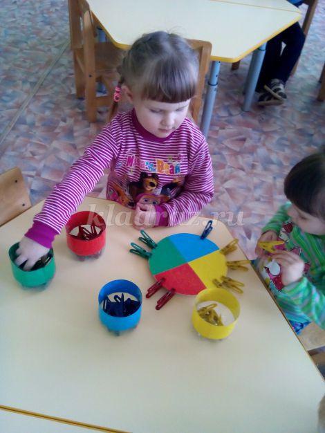 знакомство с цифрой 6 в детском саду