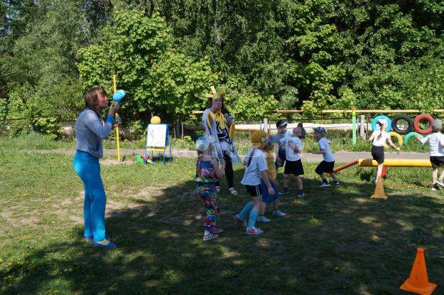 Сценарий развлечение для подготовительной группы в детском саду