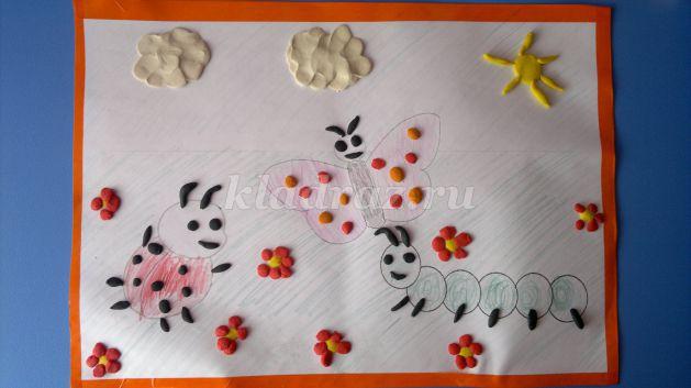 знакомство с растениями в детском саду младшая группа